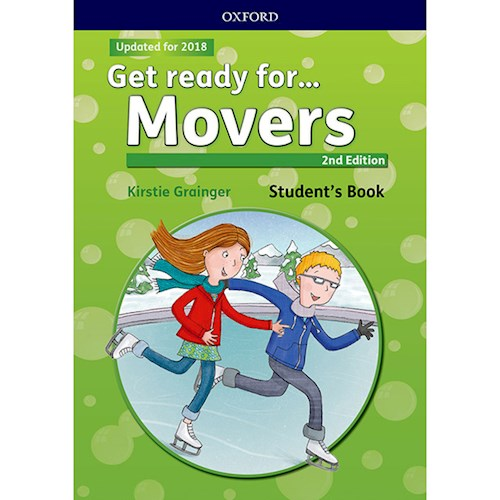 Audio] OXFORD GET READY FOR MOVERS 2ND EDITION (UPDATED 2018