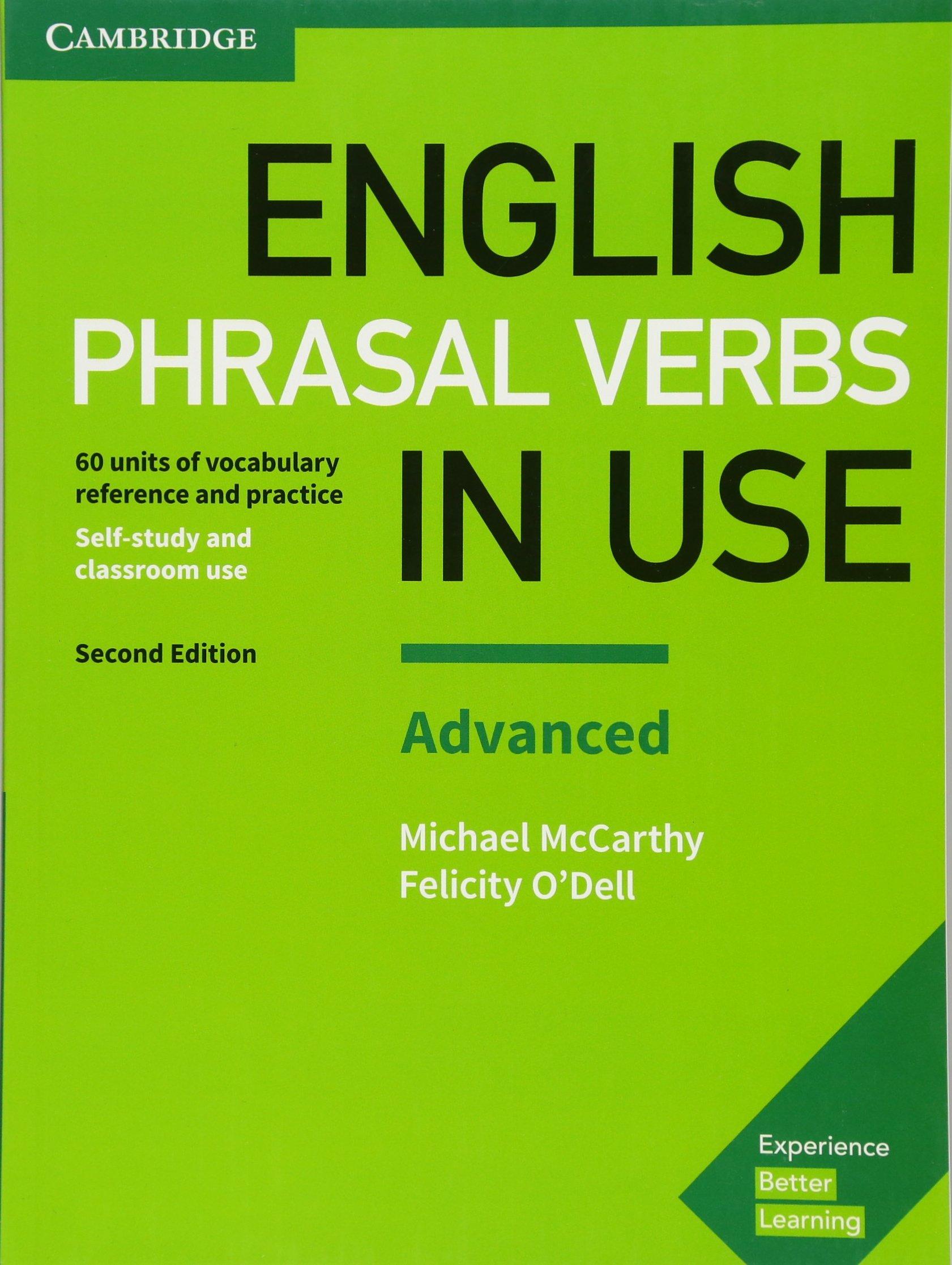 Sách] Cambridge English Phrasal Verbs in Use Advanced 2nd Edition with  answer - Sách gáy xoắn - SÁCH TIẾNG ANH HÀ NỘI