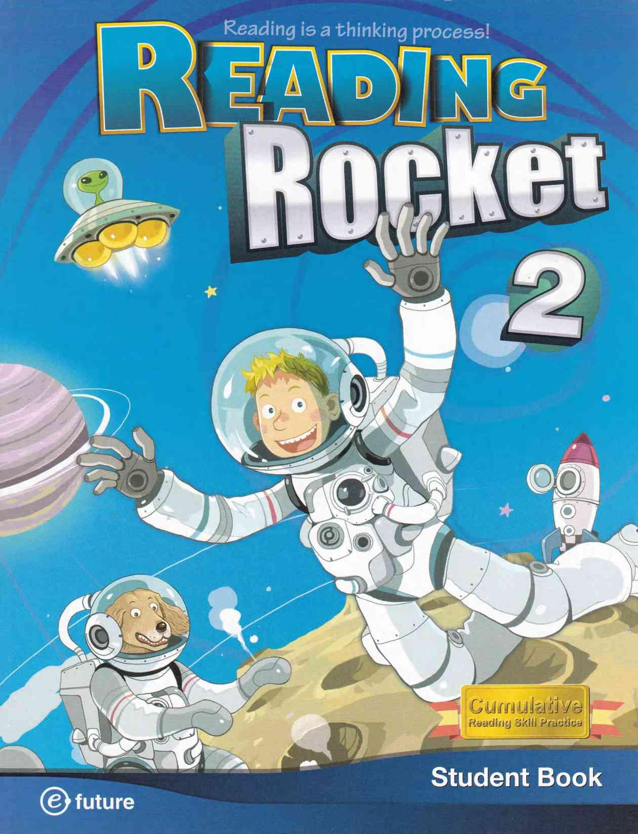 Sách] Reading Rocket 2 Student Book - Sách gáy xoắn - SÁCH TIẾNG ANH HÀ NỘI