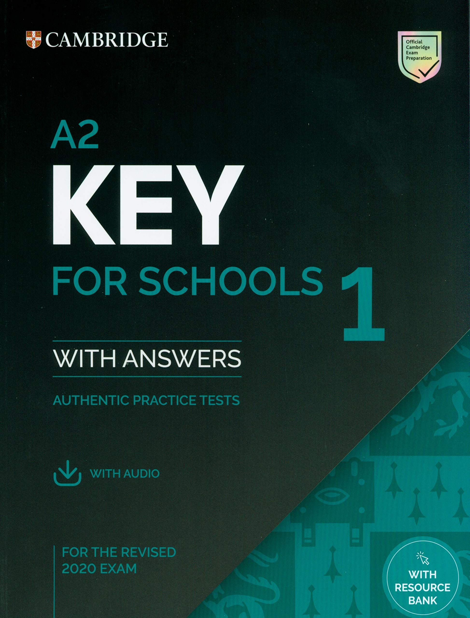 Audio A2 Key for Schools 1 for the Revised 2020 Exam ...